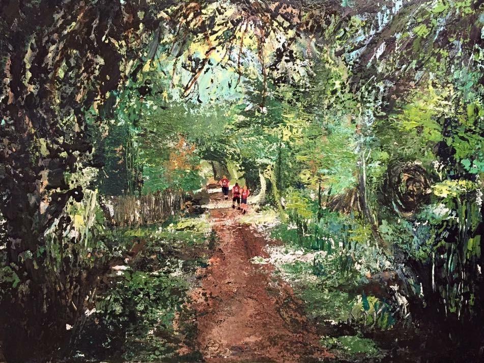 Webbs Lane by Tina Scahill