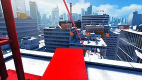 Mirrors Edge game, 2016, Developers: DICE, EA Mobile, IronMonkey Studios, Borne Games. Designers: Jarrad Trudgen, Viljar Sommerbakk