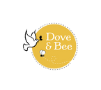 Dove and Bee pottery branding exercise