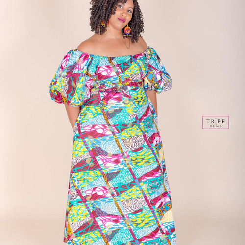 Plus Size African Women Online Clothing Store Tribe Of Dumo