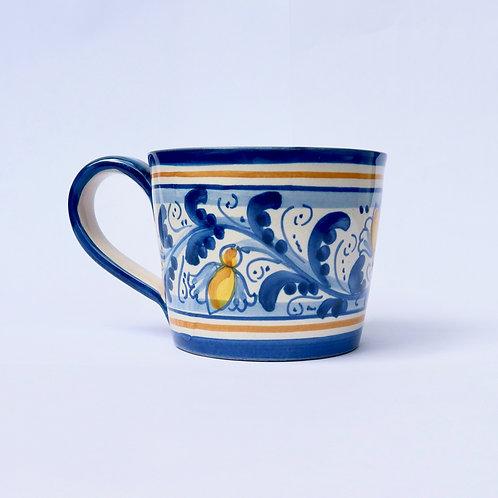 Sicily Azzurro Macchiato Mug