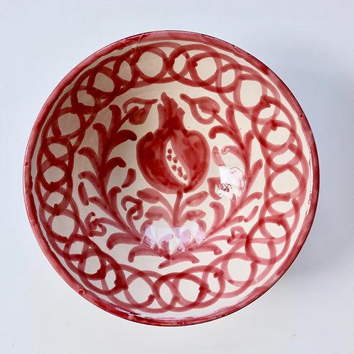 Sangria Rosa Serving Bowl