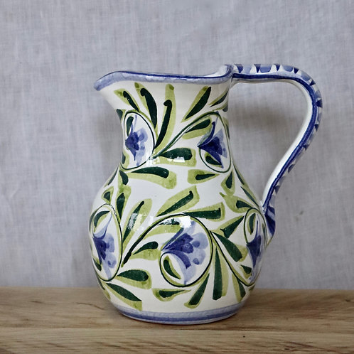 Bluebell Pitcher