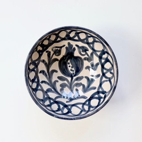 Sangria Azul Medium Bowl