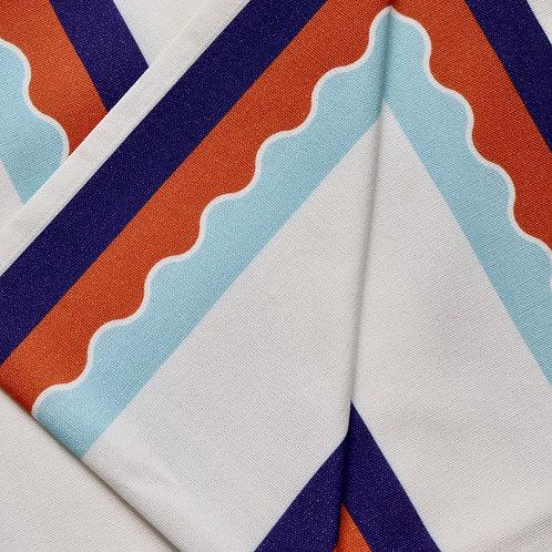 Athens Scallop Tablecloth
