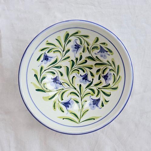 Bluebell Serving Bowl