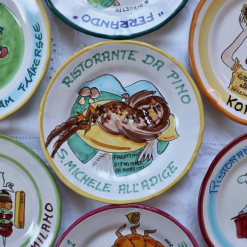 Ristorante da Pino, 2001