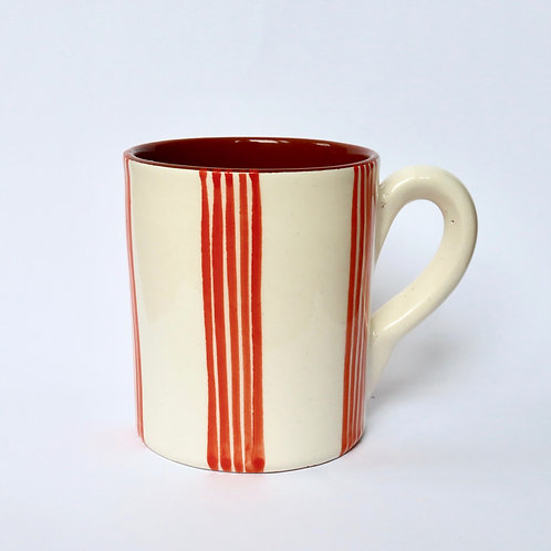 Orange Douro Mug
