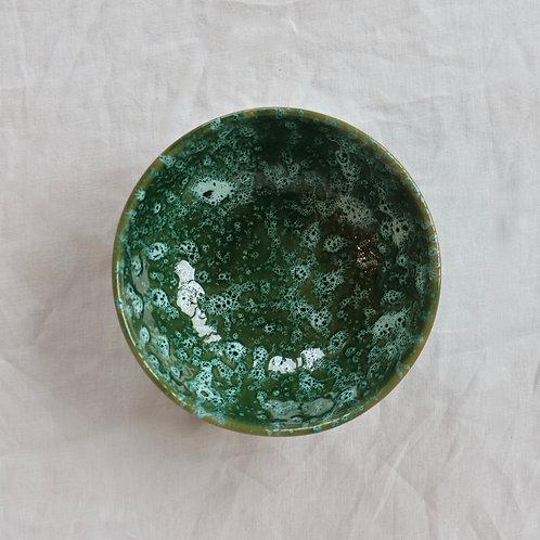 Green Galaxy Bowl