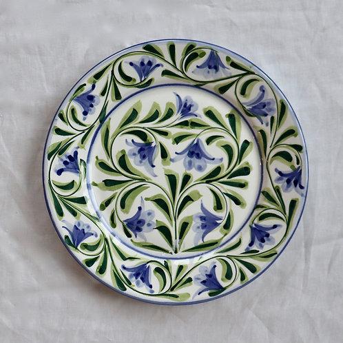 Bluebell Dinner Plate
