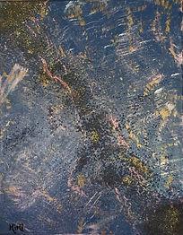 numéro 7, Aigle de l'au-delà, 11 x 14, A