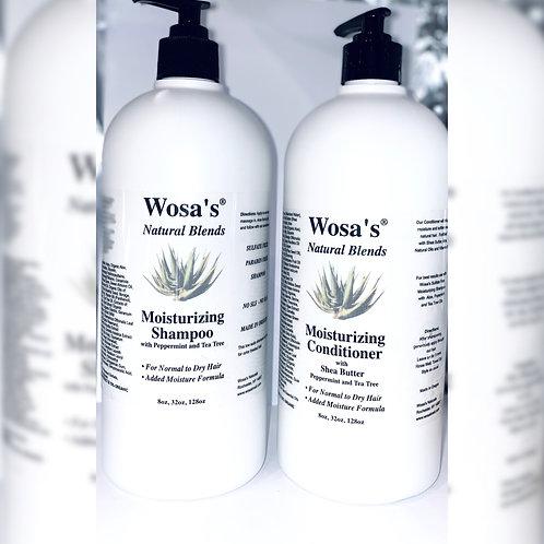 Shampoo and Conditioner - 32 oz