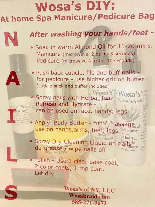 Manicure / Pedicure Bag