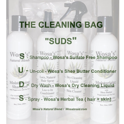 THE CLEANERS - CLEANING BAG - 4 products