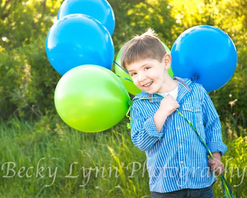 Children Portraits - By Becky Lynn Photography