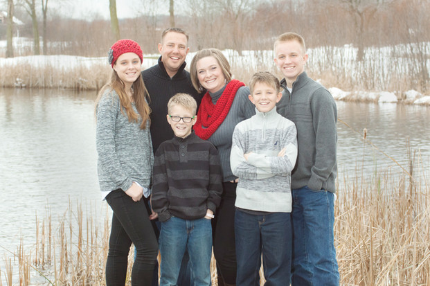 Family Portraits - By Becky Lynn Photography