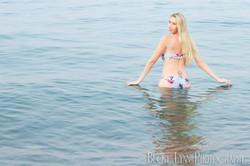 Outdoor Boudoir Photo Idea, Beach Boudoir Photography