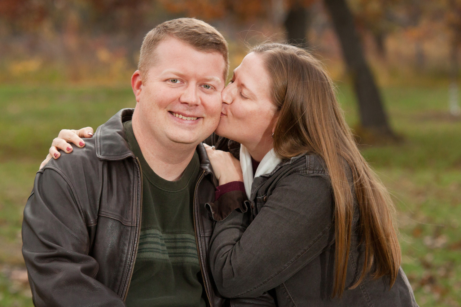 Engagement Portraits - By Becky Lynn Photography