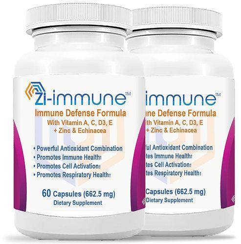 2 Zi-immune (60 capsules 662.5 mg) 2 Months