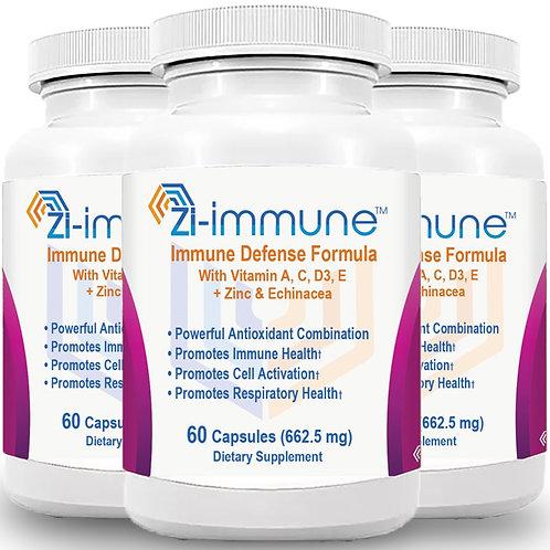 3 Zi-immune (60 capsules 662.50 mg) 3 Months
