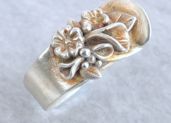 Floral Wrap Ring