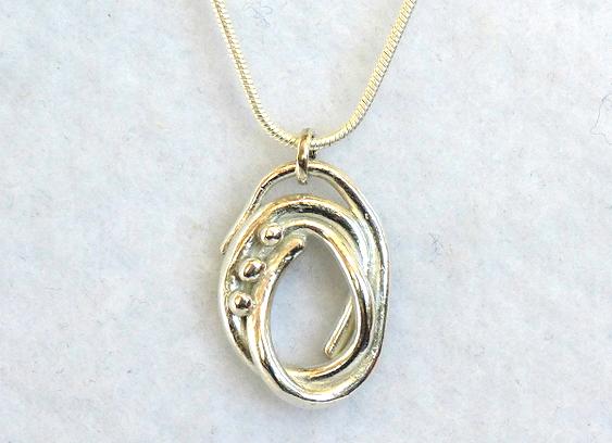 Hand-Formed Snake Coil