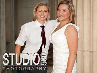 Congratulations to Amanda & Veronika!