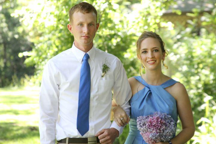 Audrey & Robert