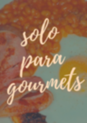 Solo Para Gourmets.png