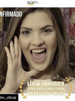 """Lívia Inhundes - Longa Metragem """"Skull"""""""