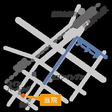 武蔵小山MAP