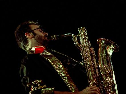 Marco Mingone, sax