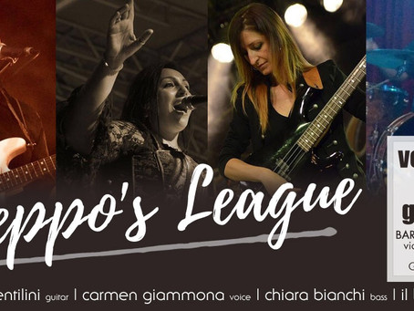 Hold an old friend's hand: torna la Beppo's League