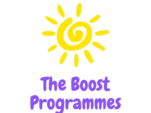 Boost© Programmes - Learning and Wellbeing Solutions