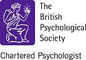Chartered psychologist logo - individual