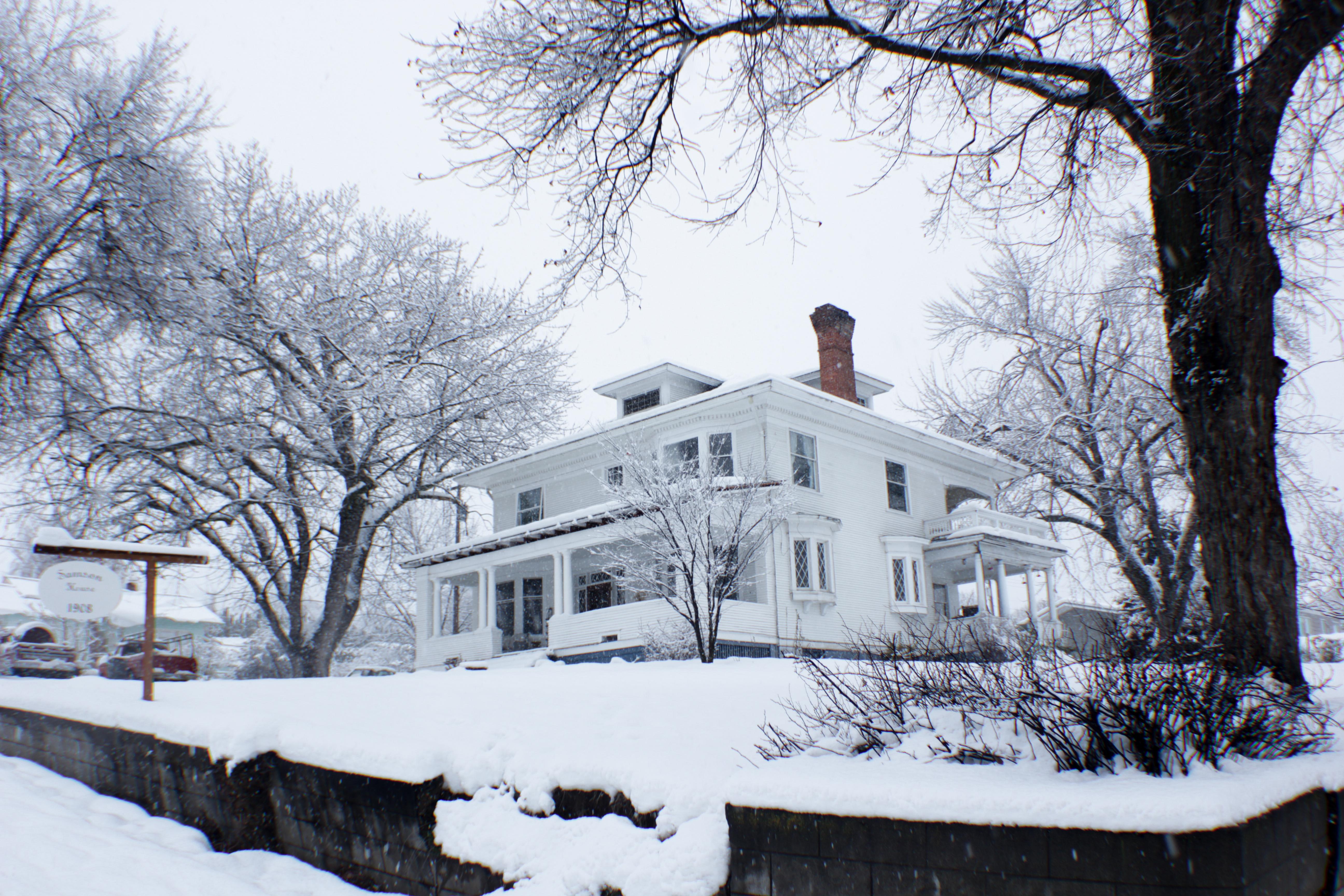 Samson House 1908