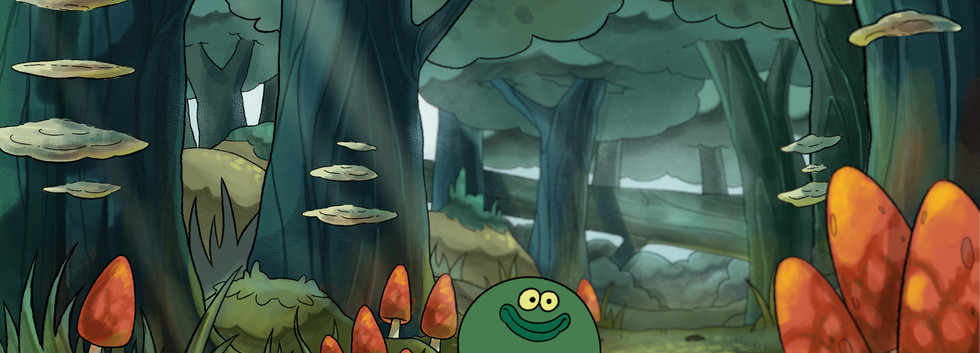 Rough Animation by Alison Agnew Cleanup and Color by Libby O'Gorman