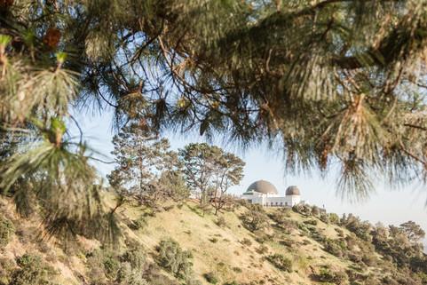 Griffiths Observatory, LA