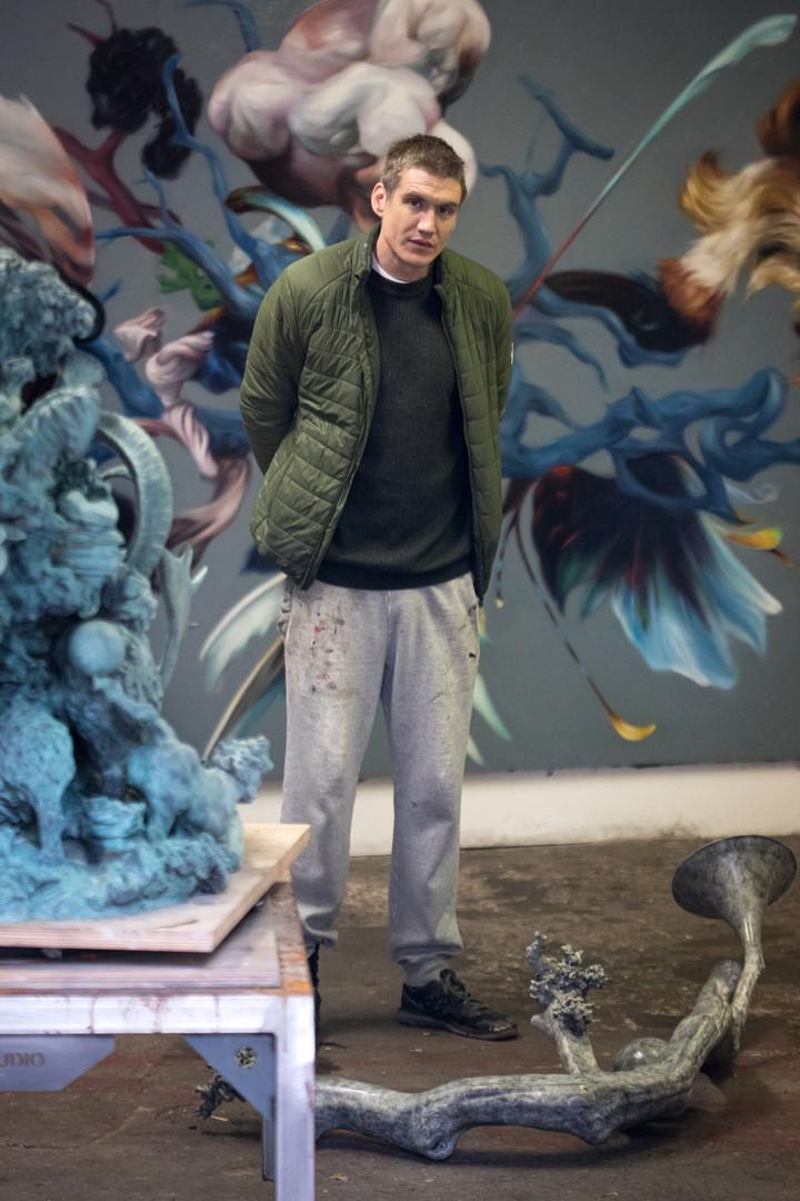 Hugo Wilson, artist
