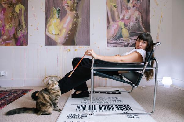 Jess Cochrane, artist