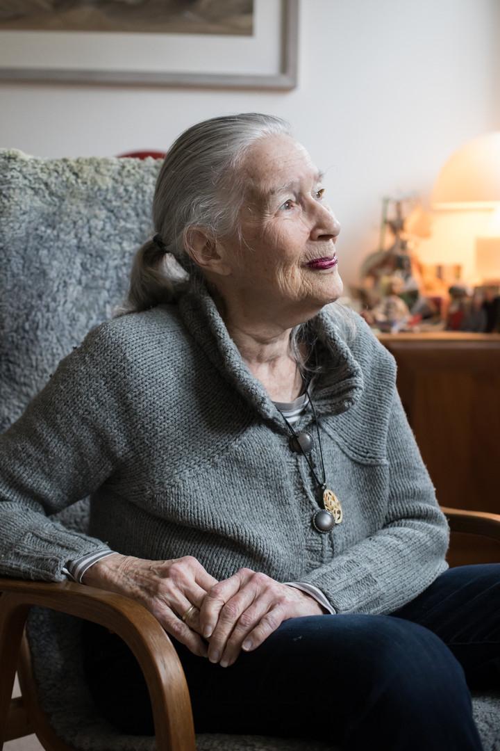 Joan Podel, artist and activist