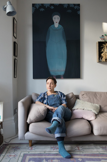 Emma Franks, artist