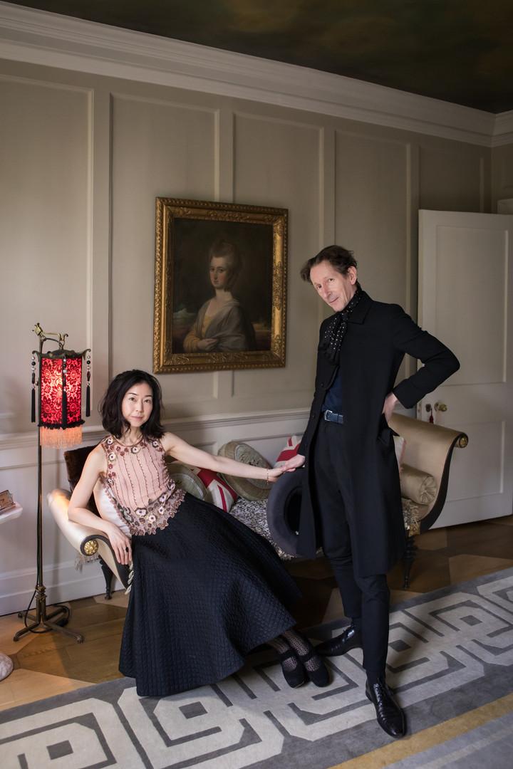 Keiko and David Carter