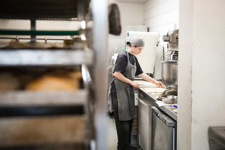 Margot Bakery, London