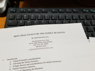 How can you protect a family business with corporate formalities?
