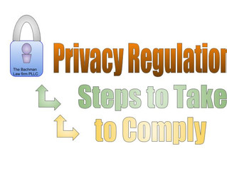 What are some steps your corporate clients can take to comply with privacy regulations?