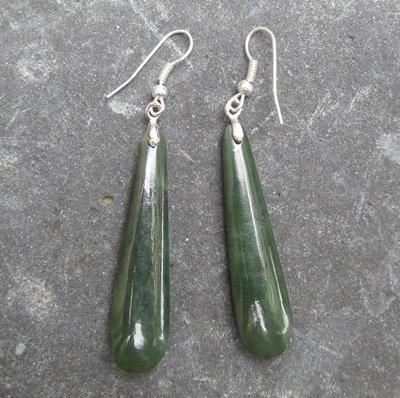 Drop Earrings ED1 45mm