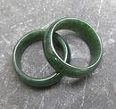 Greenstone Jade Pounamu Rings