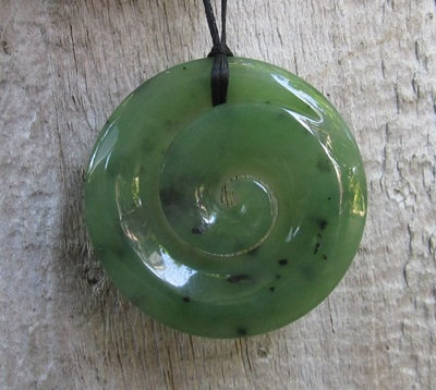 Circled Koru C1435