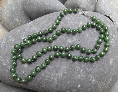 Bead Necklace 8mm